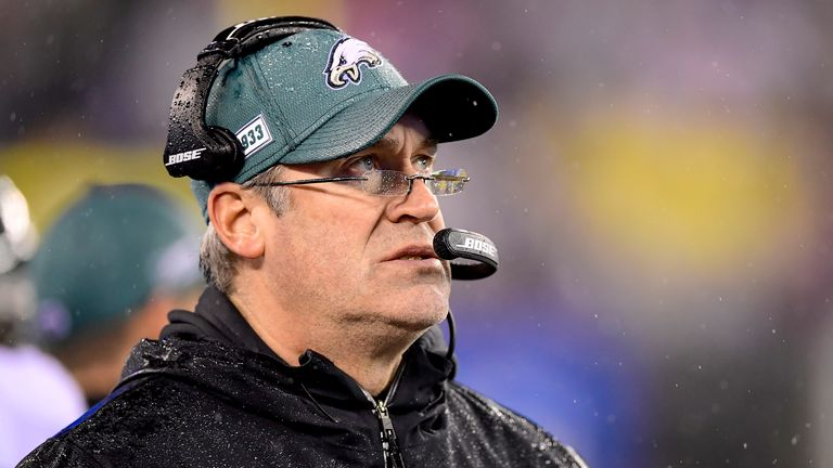 Doug Pederson is the second NFL coach to test positive for coronavirus