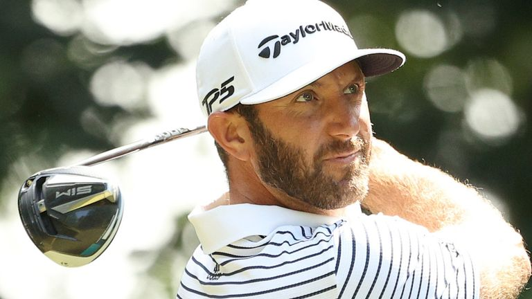 Johnson's 60 is the lowest round of his PGA Tour career