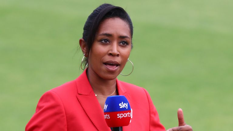 Sky Sports cricket expert Ebony Rainford-Brent spearheads Surrey's African-Caribbean Engagement programme