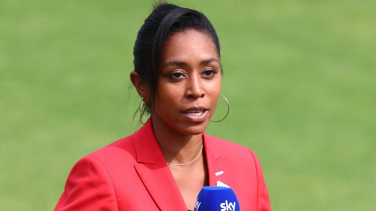 Ebony Rainford-Brent helped establish the ACE programme having grown impatient waiting for authorities to instigate changes to improve diversity within English cricket