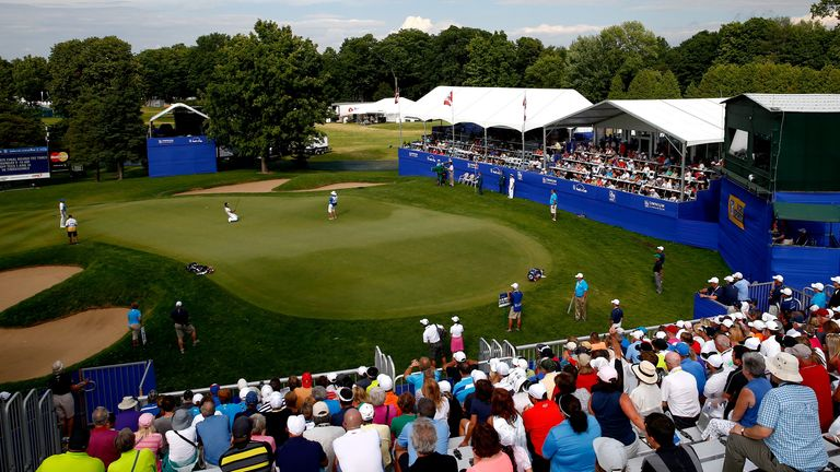 The Royal Montreal has hosted the RBC Canadian Open on 10 occasions
