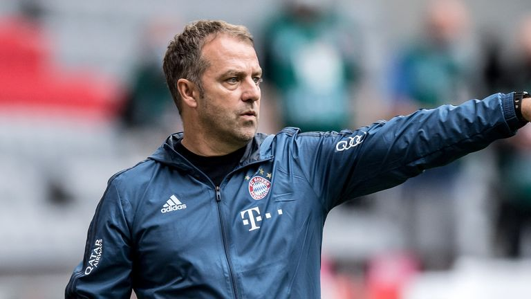Hansi Flick has said he will stick to the same tactics that has got Bayern Munich to the final