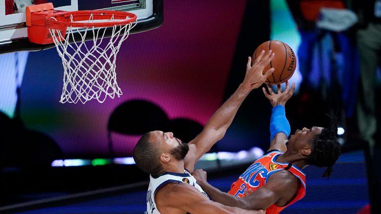 Utah Jazz @ Oklahoma City Thunder