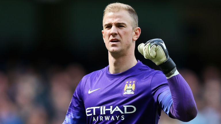 Joe Hart played 348 games for Manchester City in all competitions during his stay at the Etihad Stadium from 2006 to 2018