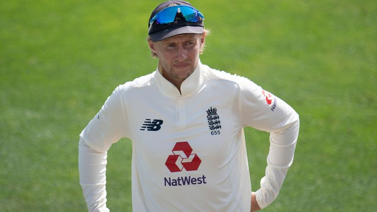England Test captain Joe Root will lead his side in four matches against India in 2021