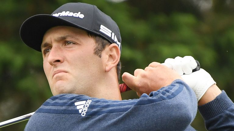 Jon Rahm is yet to decide whether he will travel to Europe later in the season