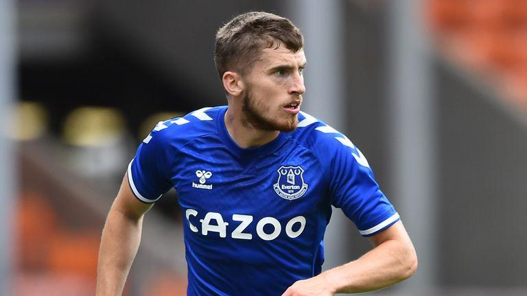 Jonjoe Kenny will battle to establish himself in Everton's first team
