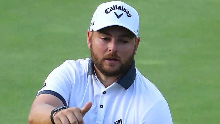 Smith finished tied-22nd at the Celtic Championship last week