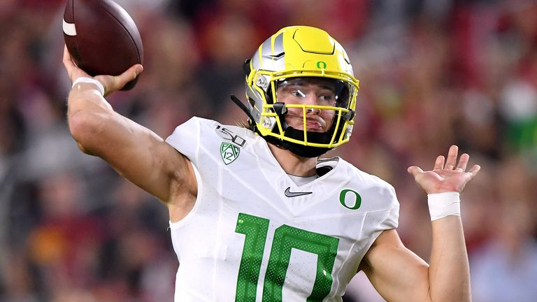 Will Justin Herbert see the field this season or watch on from the bench?