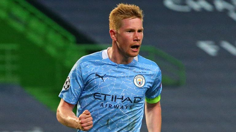 Kevin De Bruyne Manchester City Star Warns Liverpool How