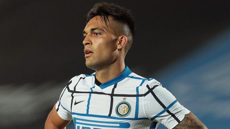 Barcelona have cooled their interest in Inter Milan's Lautaro Martinez