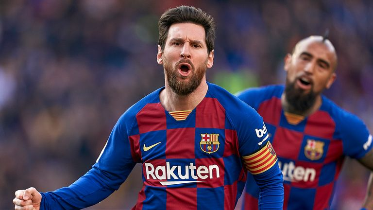 Lionel Messi To Meet With Barcelona Hierarchy To Discuss Future Football News Sky Sports