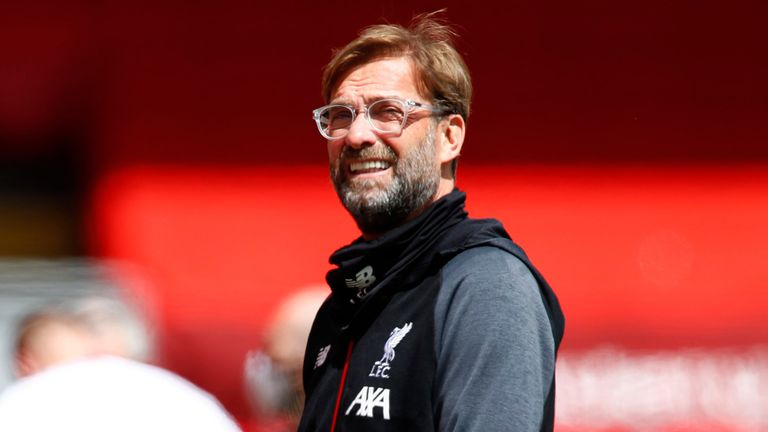Jurgen Klopp's team's pre-season preparations are in full swing as they look ahead to defending the Premier League title next term