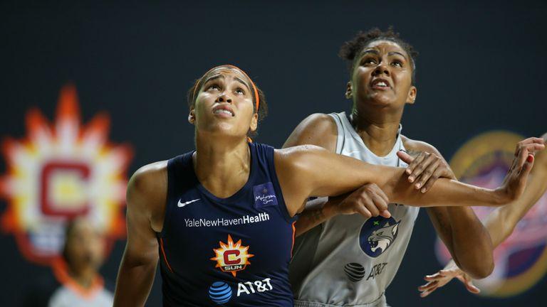 WNBA: Minnesota Lynx 78-69 Connecticut Sun