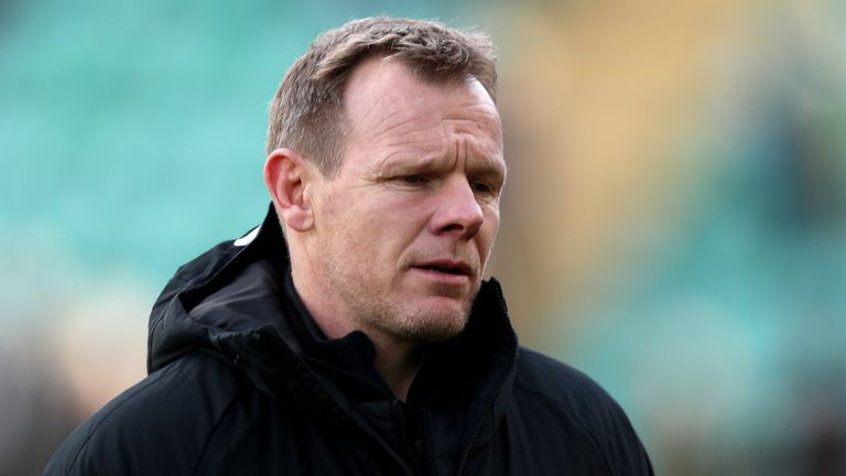 Saracens director of rugby Mark McCall says the club are embarking on 'a new  journey' following demotion to the Championship
