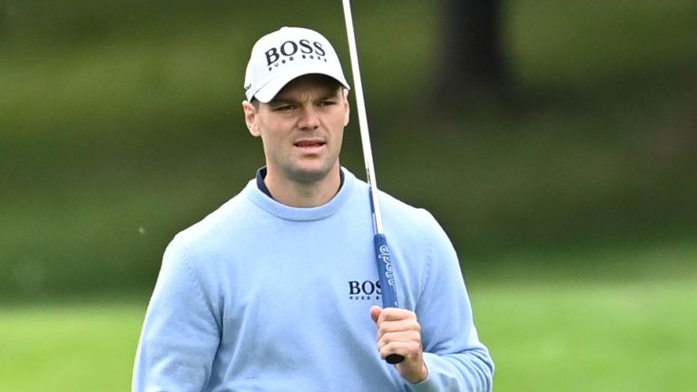 Martin Kaymer is looking for a first victory since 2014 at the Andalucia Masters