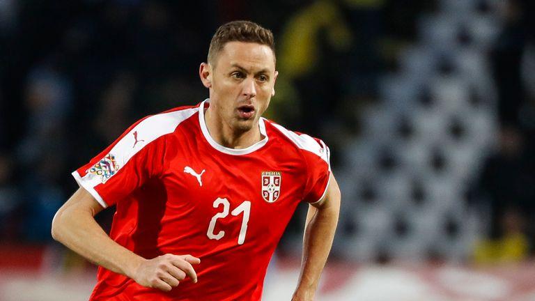 Nemanja Matic a pris du temps dans sa carrière internationale pour faire place aux jeunes joueurs serbes