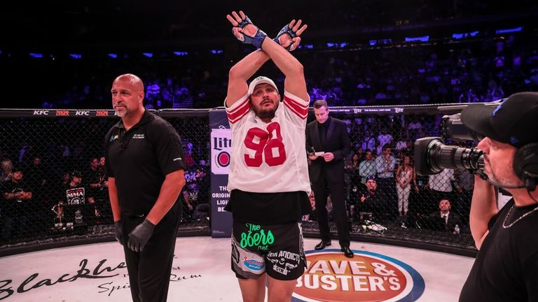 Matt Mitrione Bellator