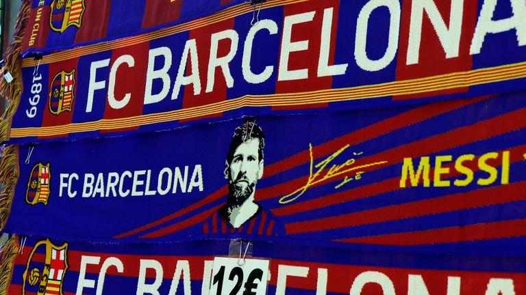 Lionel Messi scarves