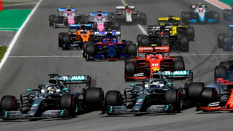 Spanish GP 2019
