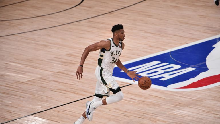 Giannis Antetokounmpo produced 28 points as the Milwaukee Bucks secured a 4-1 win over the Orlando Magic in their Eastern Conference first round playoff series.