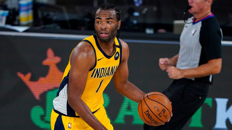T.J. Warren scored 32 points as the Indiana Pacers recorded their third straight triumph since the NBA restart with a 120-109 win over the Orlando Magic.