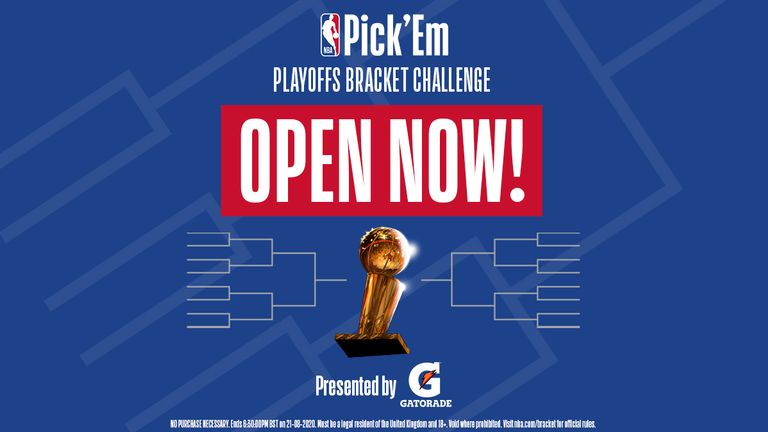 Nba Playoffs First Round Series By Series Guide Nba News Sky Sports