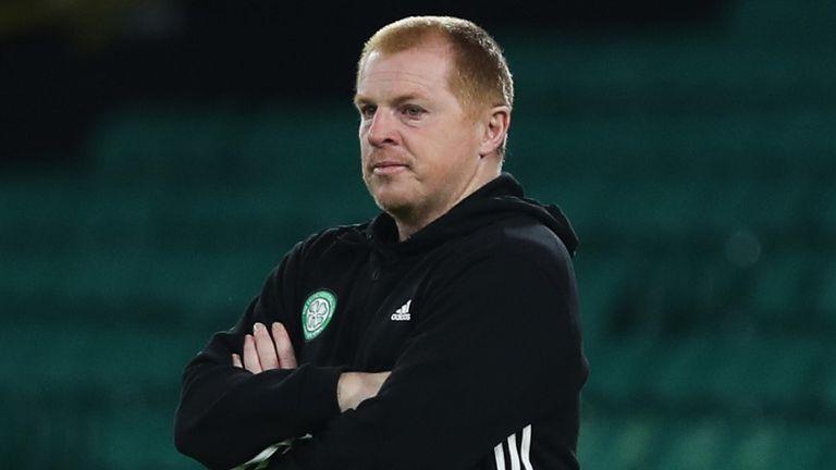 Neil Lennon watches on as Celtic score six goals against HK Reykjavik