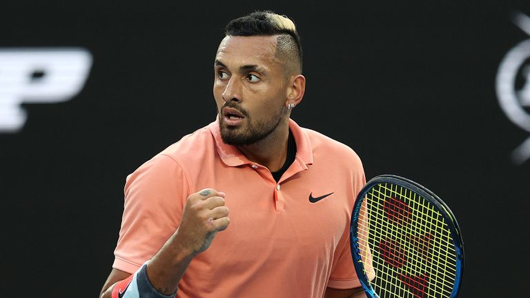 Nick Kyrgios has announced he will not compete in this year's US Open