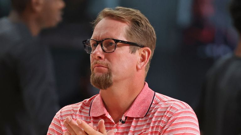 Nick Nurse has enjoyed another stand-out season with Toronto Raptors