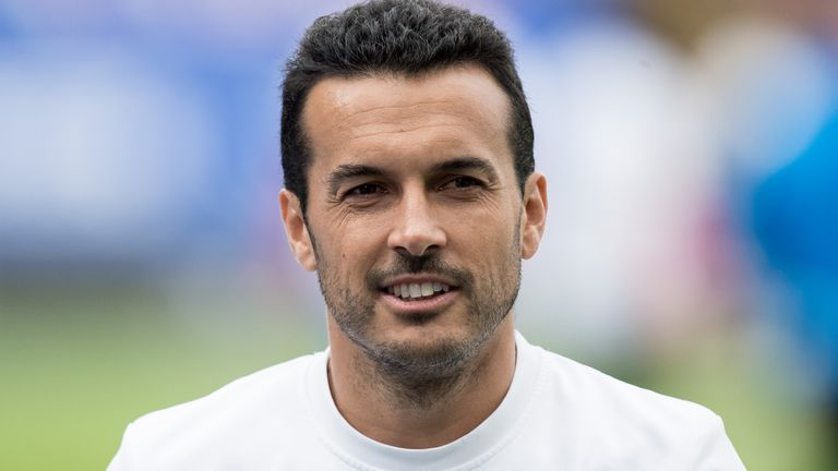 Pedro is set to join Roma on a two-year deal