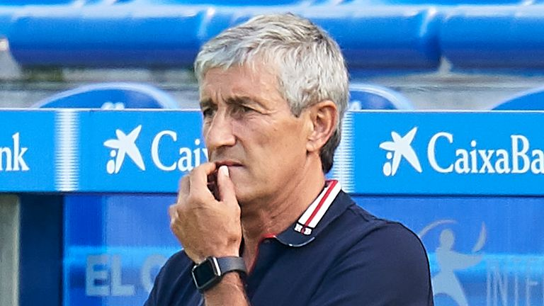 Barcelona have sacked manager Quique Setien following a 4-1 defeat to Bayern Munich in the quarter-final of the Champions League