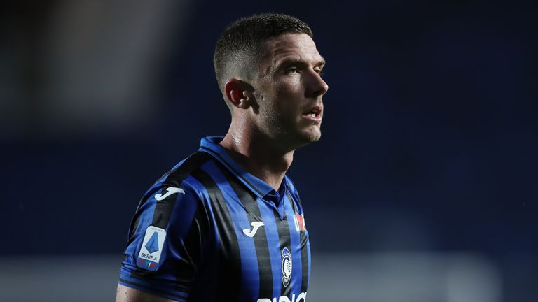 German defender Robin Gosens was a key part of Atalanta's run to the Champions League quarter-finals this year