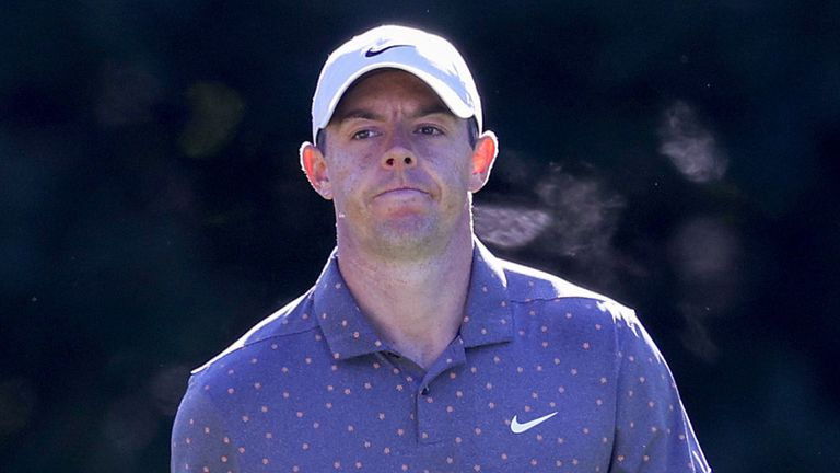 McIlroy is reigning FedExCup champion and looking to top the season standings for a third time