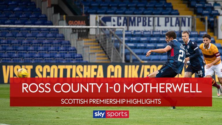 ross county v motherwell highlights thumbnail