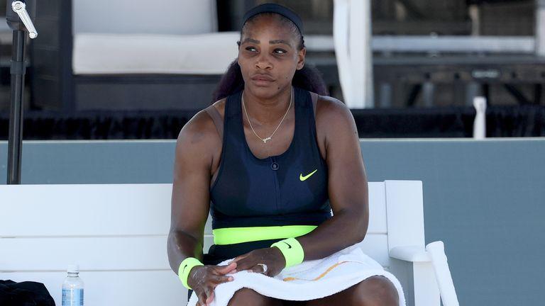 Serena Williams es eliminada del Abierto de Lexington, cayó ante Shelby Rogers en los cuartos de final