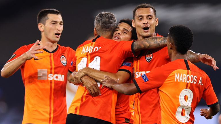 Shakhtar proved too strong for Basel in the Europa League quarter-finals