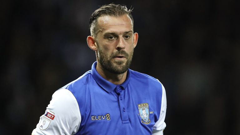 Steven Fletcher scored 13 times in 30 appearances for Sheffield Wednesday last season
