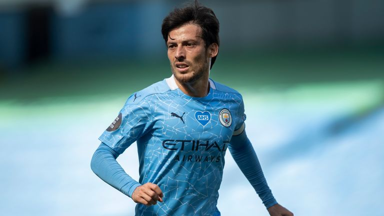 David Silva is reportedly set to join Lazio once his Man City contract expires