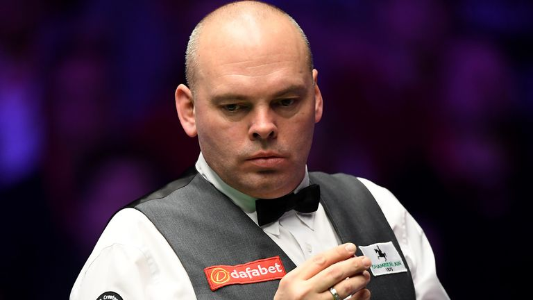 Stuart Bingham will face Mark Williams next in the competition