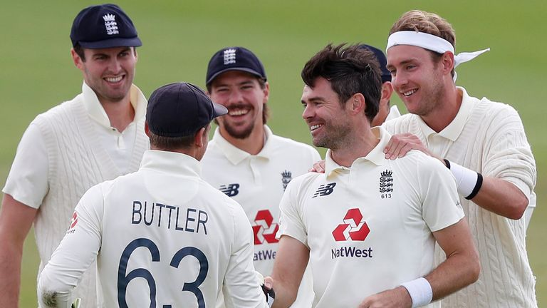 James Anderson and Stuart Broad score highly as Nasser Hussain rates England's players after their series win over Pakistan