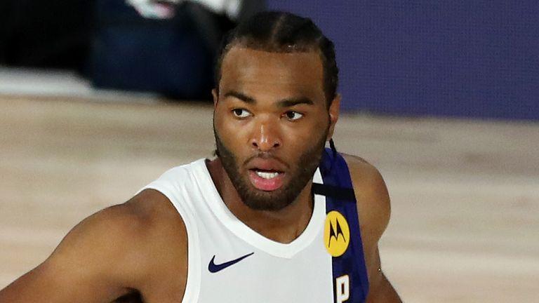 T.J. Warren has scored 174 points across the Pacers' five games since the restart