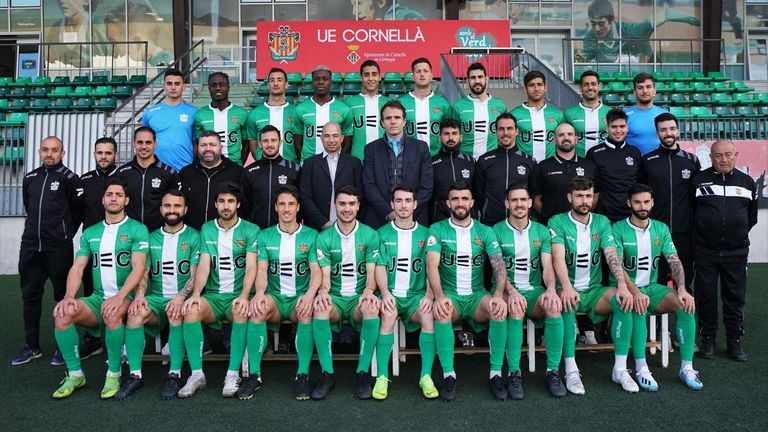 UE Cornella are just one tier below Espanyol and will target promotion again next season