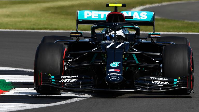 There was an incredible end to the British Grand Prix as Valtteri Bottas' puncture allowed Max Verstappen to take second position at Silverstone.