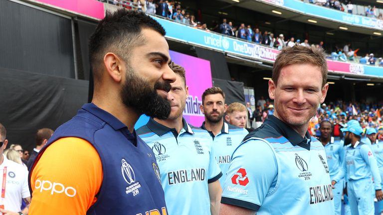 England will now have to wait until 2021 to take on Virat Kohli's India