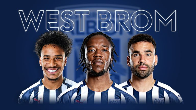 West Brom Fixtures Premier League 2020 21 Football News Sky Sports
