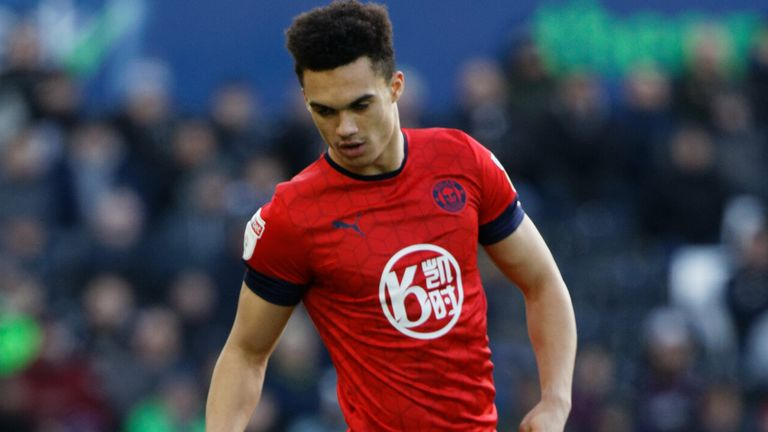 Antonee Robinson almost left Wigan for AC Milan for £6m in January