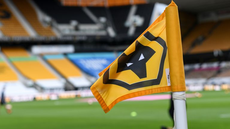 Wolves have to win this season's Europa League competition in order to qualify for the Champions League next term