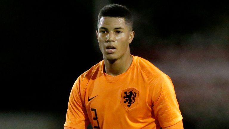 Chelsea have signed Netherlands U19s international Xavier Mbuyamba