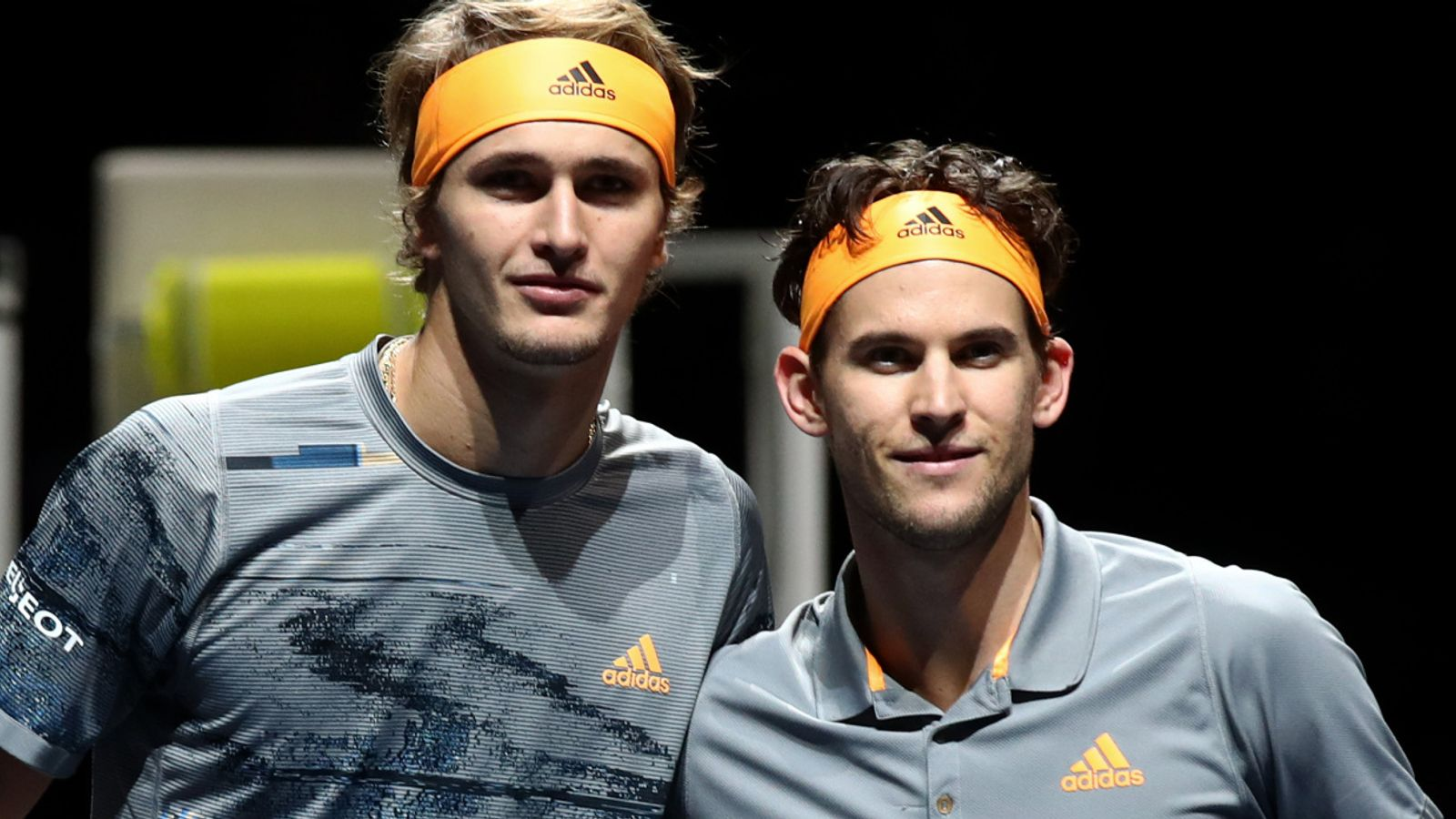 Us Open Dominic Thiem And Alexander Zverev Target First Grand Slam Title In New York Tennis News Sky Sports